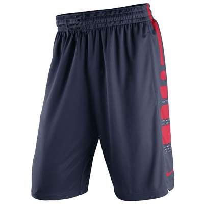 0af5ad654633 ... Nike Gonzaga Bulldogs Practice Elite Stripe Shorts ...