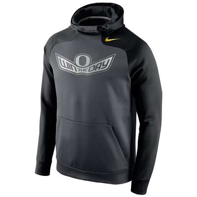 Nike Oregon Ducks Champ Drive Hyperspeed Hoodie