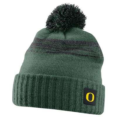 Nike Oregon Ducks Texture Beanie 4577b242dc7