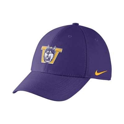 factory price 6bb4a 34fac Nike Washington Huskies Dri-FIT Wool Swoosh Flex Hat