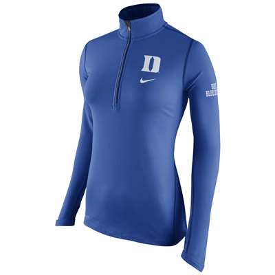 Nike Duke Blue Devils Women's Tailgate Element Top