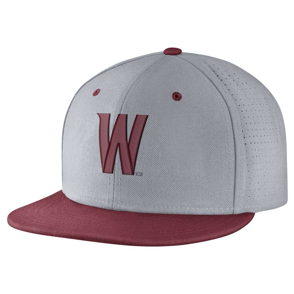 48c8040d62d Nike Washington State Cougars True Vapor Fitted Hat