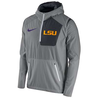75644b79c3ec Nike LSU Tigers Speed Fly Rush Lightweight Hoodie