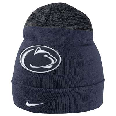 36ad231e5ee Nike Penn State Nittany Lions Sideline Beanie