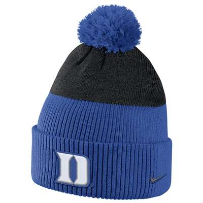 Nike Duke Blue Devils New Day Pom Beanie c82f58001db