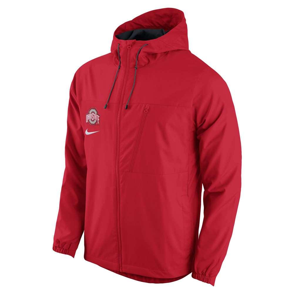 lowest price d7a68 3f24d Nike Ohio State Buckeyes NK AV15 Winger Jacket
