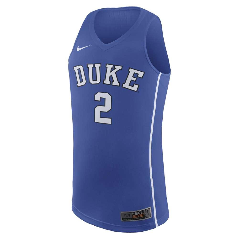 de17fc572 Nike Duke Blue Devils Replica Basketball Jersey -  2 - Royal