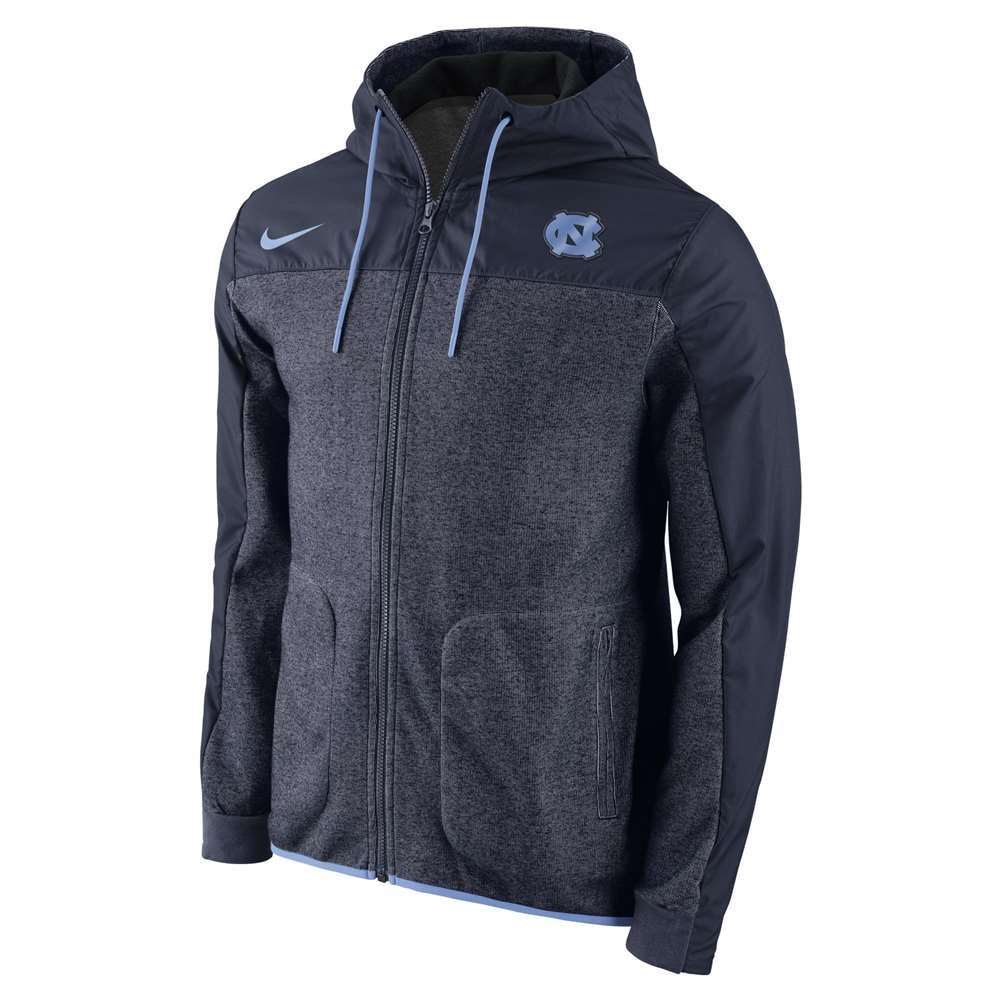 bb6a81fcd1f6ff Nike North Carolina Tar Heels Full Zip AV15 Jacket