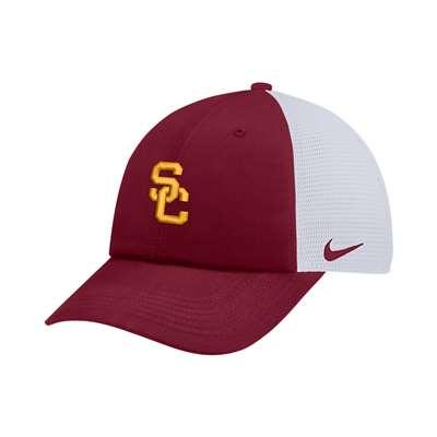 quality design 368cf 7119e Nike USC Trojans H86 Trucker Hat