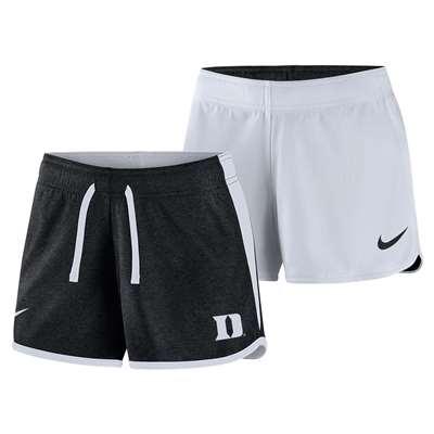 the best attitude 621f6 9a218 Nike Duke Blue Devils Women s Dri-FIT Reversible Shorts