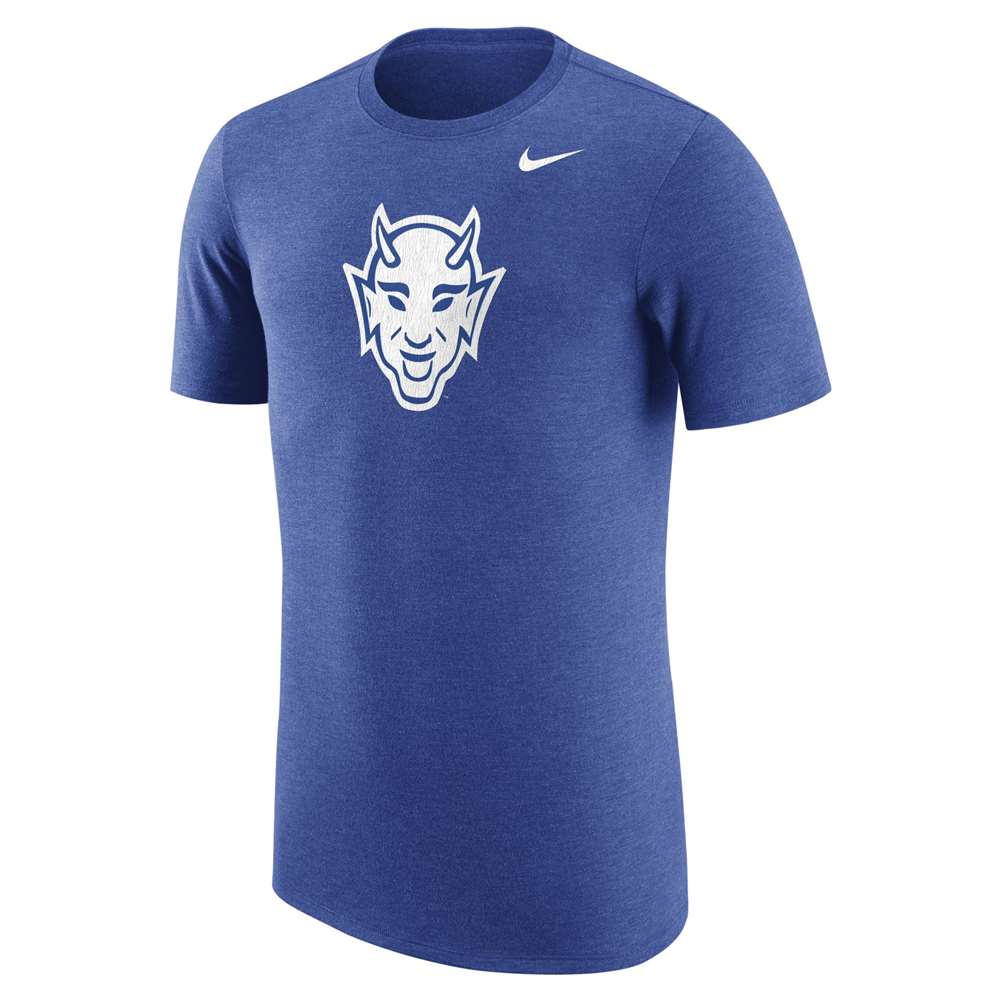 Nike duke blue devils vintage logo t shirt for Old logo t shirts