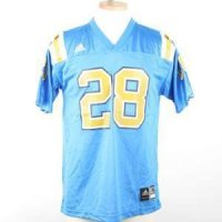 Ucla Youth Replica Adidas Football Jersey