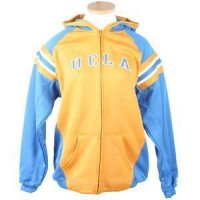 Ucla Adidas Youth Full Zip Hoody Jacket