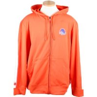 Boise State Broncos Performance Full Zip Hood
