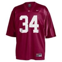 Alabama Crimson Tide Youth Football Jersey - Replica By Nike