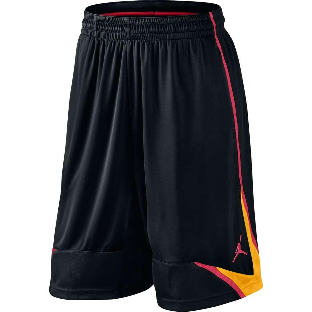 5cc803fc2df01 Top 10 Punto Medio Noticias | Black And Gold Jordan Basketball Shorts