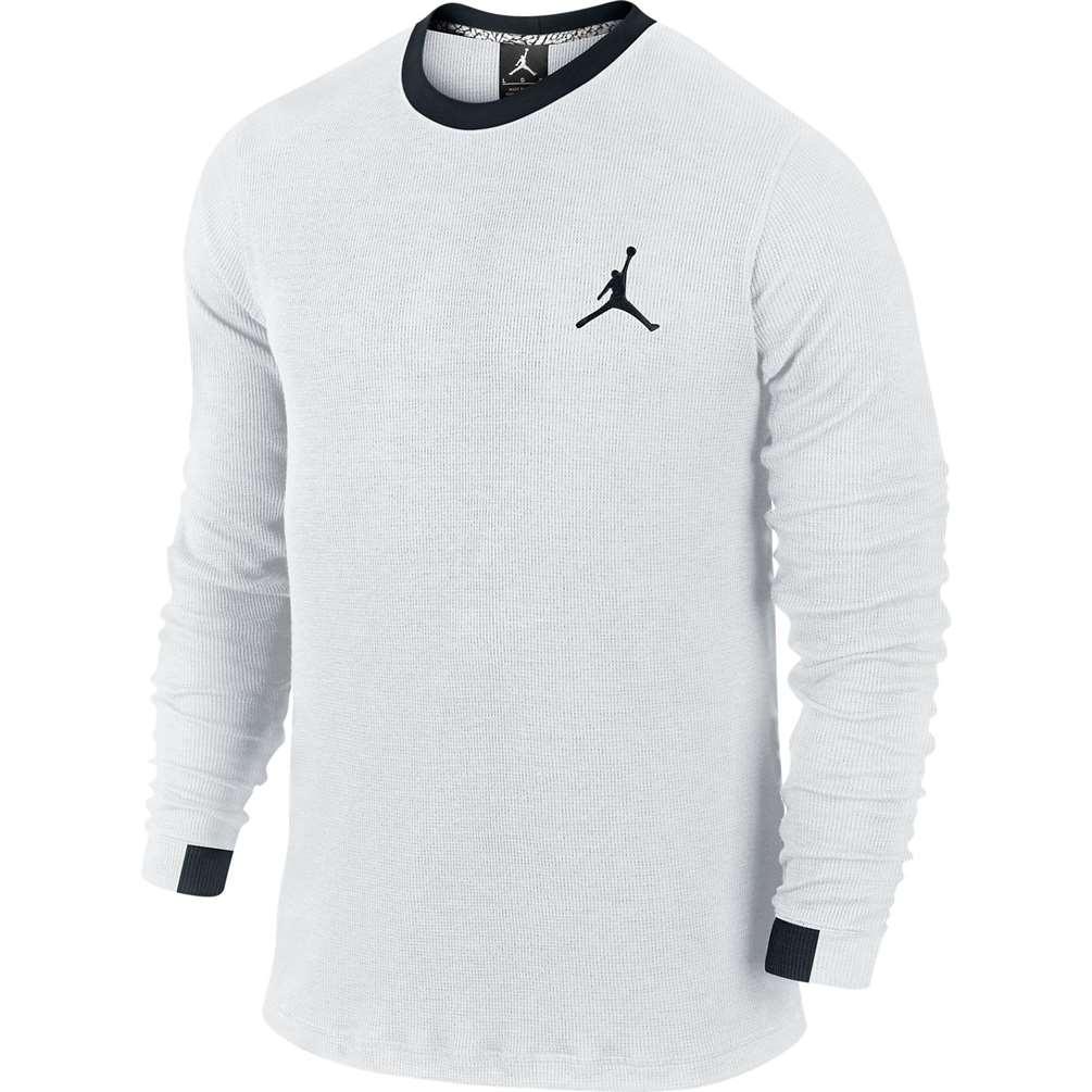 26e4f4be28ea Jordan All Day Thermal 2.0 Shirt - White