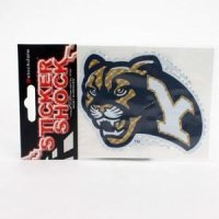 Brigham Young High Performance Decal - Cougar W/y