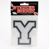 Brigham Young High Performance Decal - Y Logo