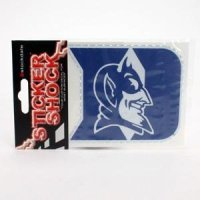 Duke High Performance Decal - Primary Logo