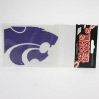 Kansas State High Performance Decal - Primary Logo