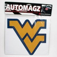 West Virginia Auto Magnet