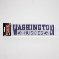 Washington  High Performance Decal -washington Over Huskies
