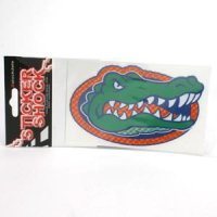 Florida High Performance Decal - Gator Head