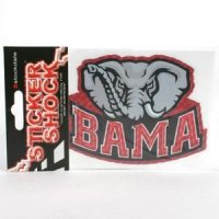 "Alabama High Performance Decal - ""bama"" Elephant"