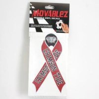 Alabama High Performance Decal - Moveable Ribbon