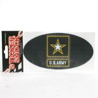 U.s. Army High Performance Decal - Oval