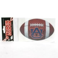 Auburn High Performance Decal - Football