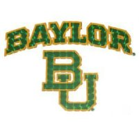 Baylor High Performance Decal -