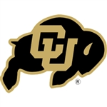 "Colorado Buffaloes High Performance Decal - Buffalo ""cu"""