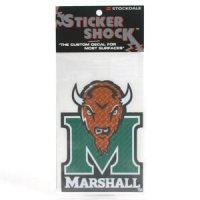"Marshall High Performance Decal - ""m"" With Head"