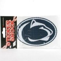 Penn State High Performance Decal - Oval