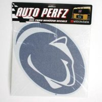 Penn State Perforated Vinyl Window Decal