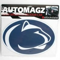 Penn State Auto Magnet