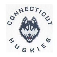 Connecticut Huskies Decal