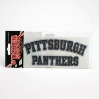 Pittsburgh Panthers Decal