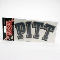 Pitt Arched Decal
