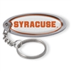 Syracuse Orange Key Chain - Chrome