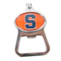 Syracuse Key Chain Bottle Opener - Chrome