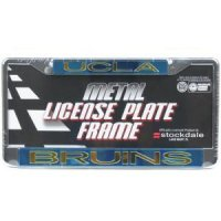 Ucla License Plate Frame