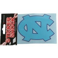"North Carolina 4""x4"" Transfer Decal"