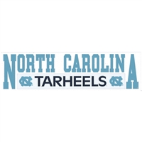 "North Carolina 3""x10"" Transfer Decal - Color"