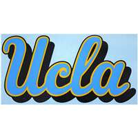 "Ucla High Performance Transfer Decal - Script ""ucla"""