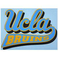 Ucla High Performance Transfer Decal - Ucla With Tail Script