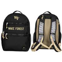 Nike Wake Forest Demon Deacons Utility Heat Backpack
