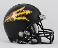 Arizona State Sun Devils Mini Helmet By Schutt